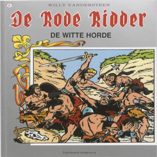 De Wilde Horde - De Rode Ridder