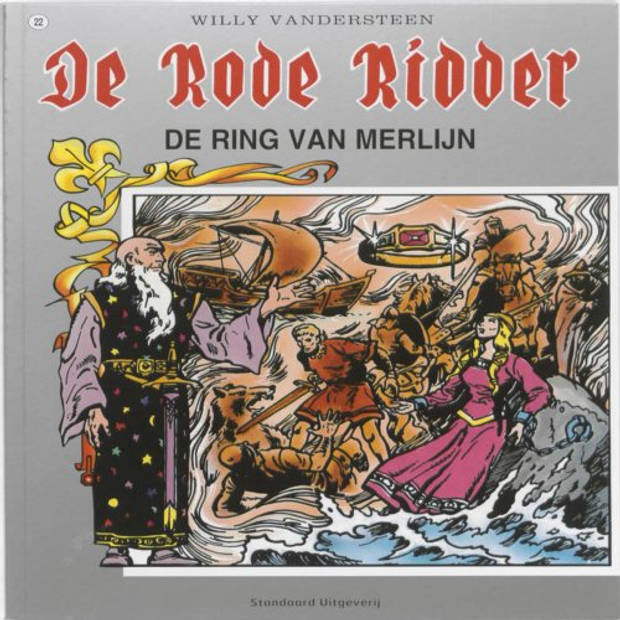 De Ring Van Merlijn - De Rode Ridder
