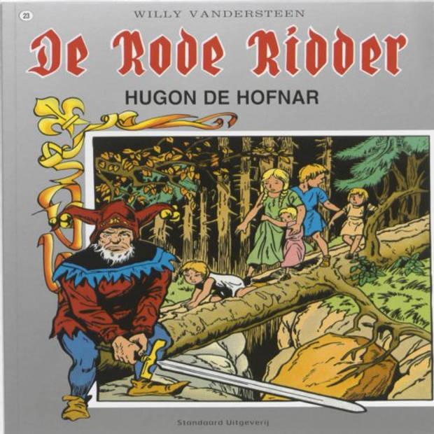 Hugon De Hofnar - De Rode Ridder