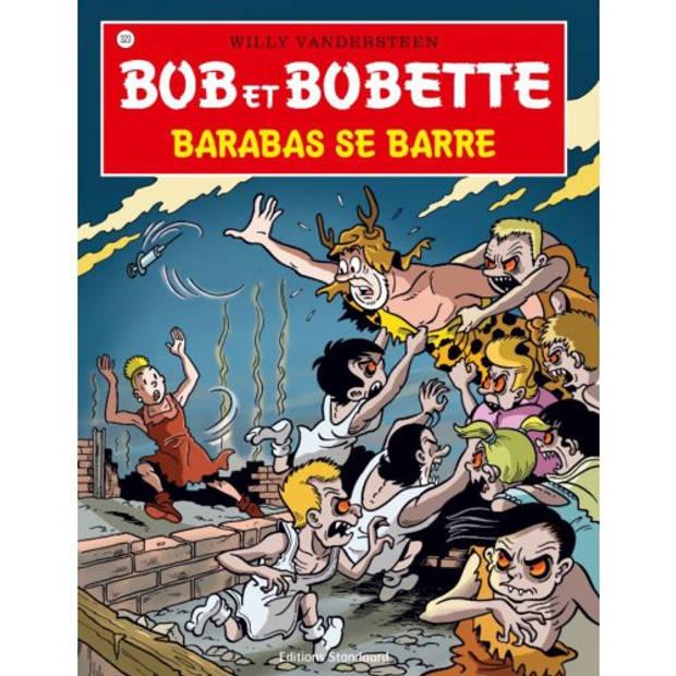 Barabas se barre - Bob et Bobette