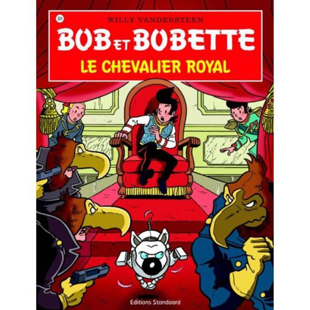 Le chevalier royal - Bob et Bobette
