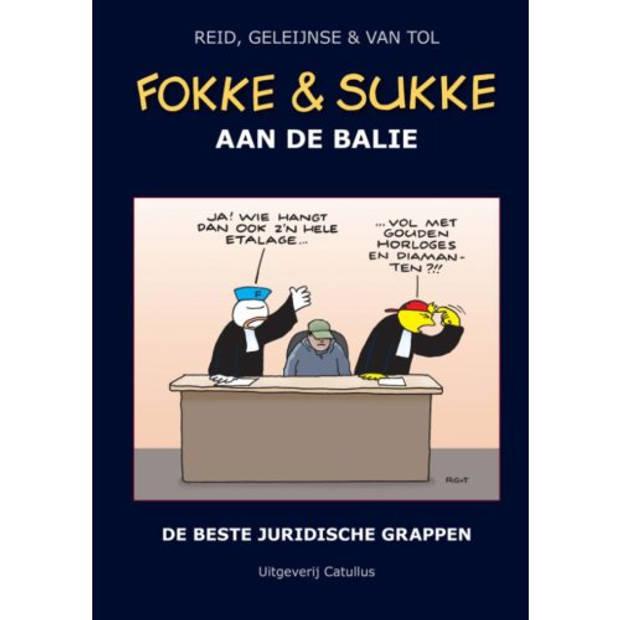 Fokke & Sukke Aan De Balie - Fokke & Sukke