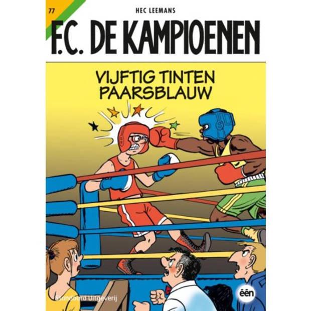Vijftig tinten paarsblauw - F.C. De Kampioenen