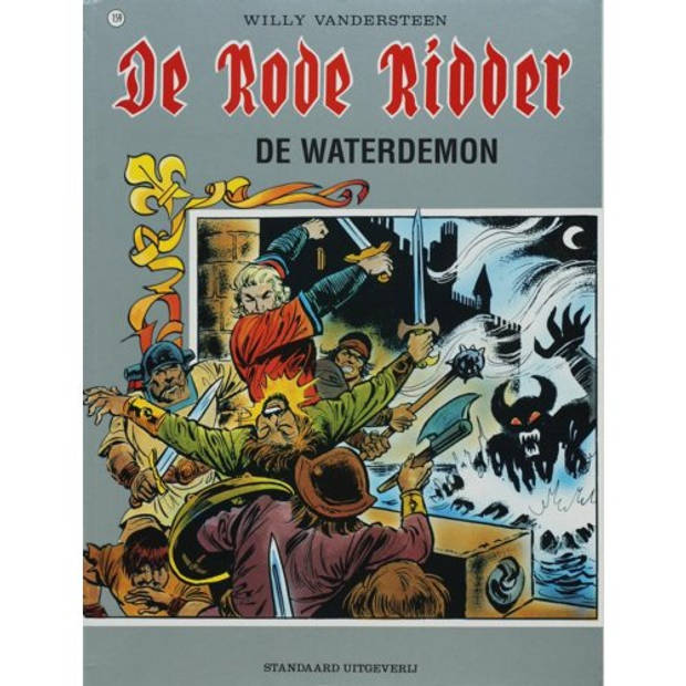 De Waterdemon - De Rode Ridder