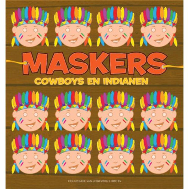 Maskers / Cowboys En Indianen