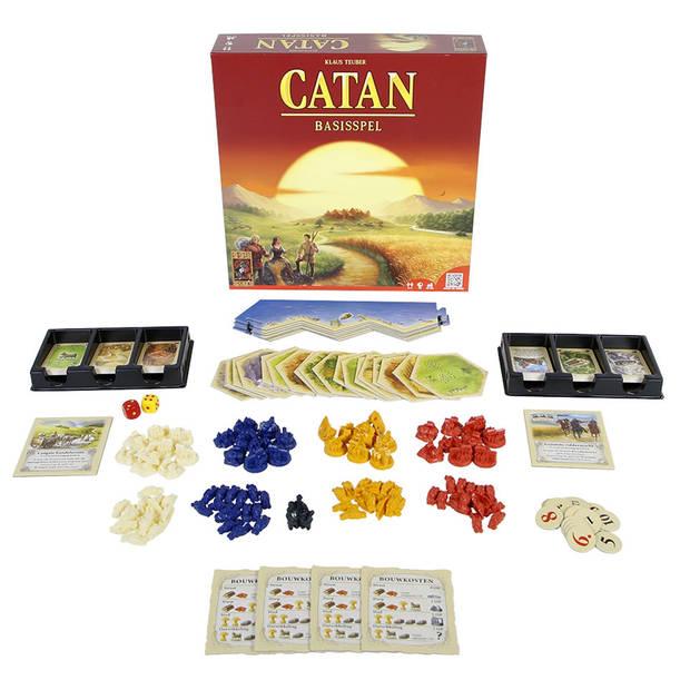 De Kolonisten van Catan handelsspel