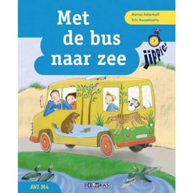Met De Bus Naar Zee - Jippie