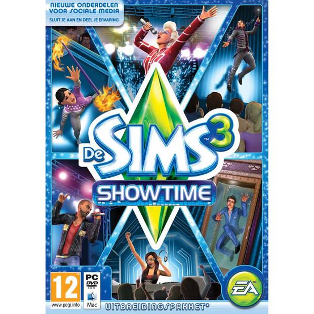PC De Sims 3 Showtime