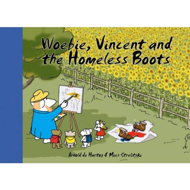 Woebie, Vincent And The Homeless Boots