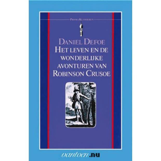Het leven en de wonderlijke avonturen van Robinson