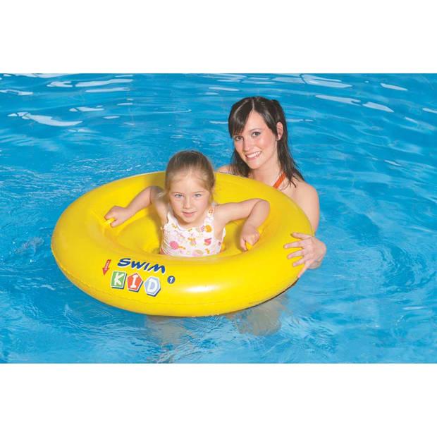 Intex Baby Float zwemband - 79 cm - geel