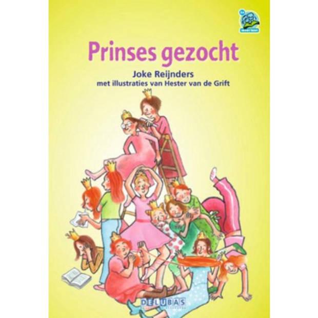 Prinses Gezocht - Samenleesboeken