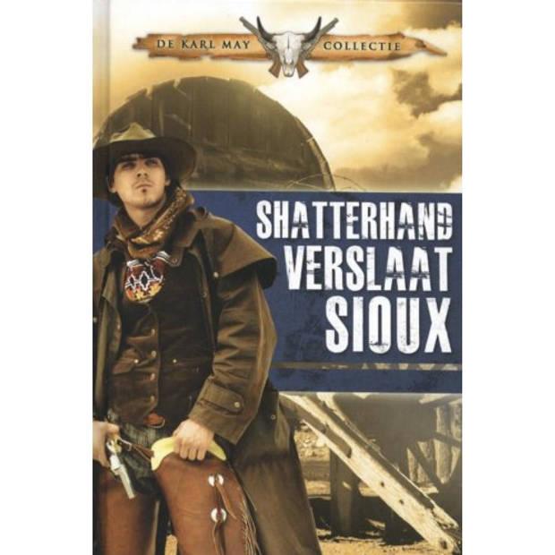 Shatterhand verslaat Sioux - Karl May