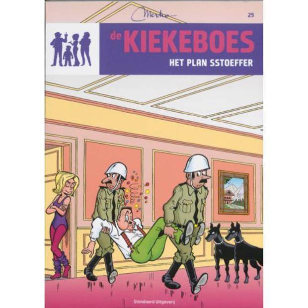 Het plan Sstoeffer - De Kiekeboes