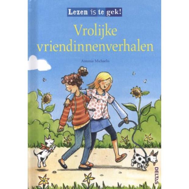 Vrolijke Vriendinnenverhalen - Lezen Is Te Gek