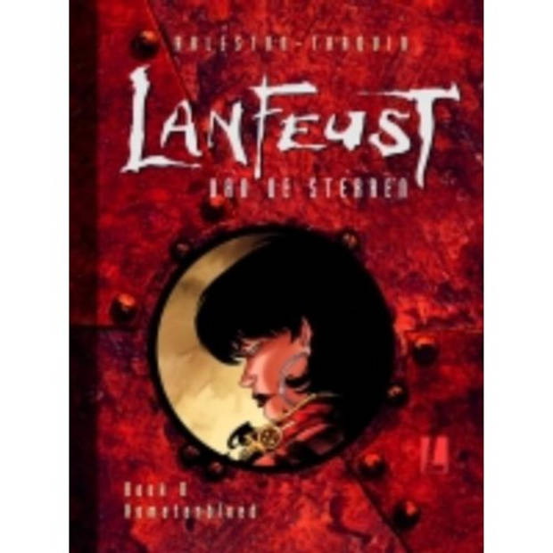 Kometenbloed - Lanfeust Van De Sterren