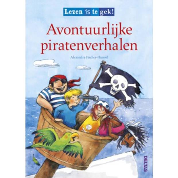 Avontuurlijke Piratenverhalen (Vanaf 7 Jaar)
