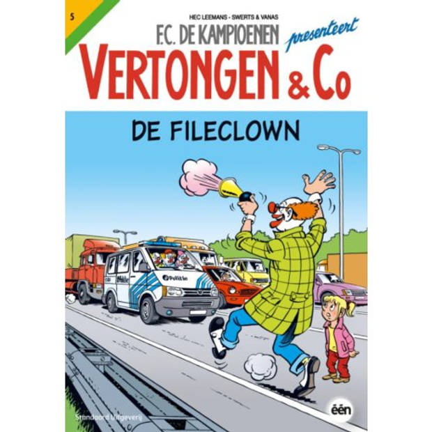De fileclown - Vertongen & Co