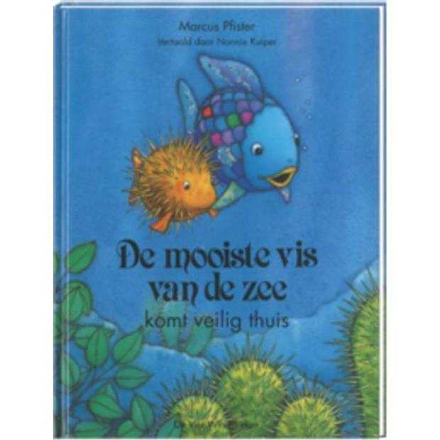 De Mooiste Vis Van De Zee Komt Veilig Thuis - De