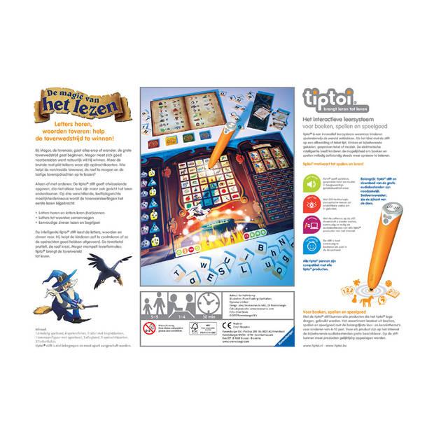 Ravensburger tiptoi - spel - de magie van het lezen