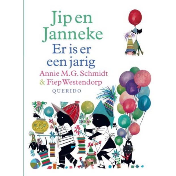 Jip En Janneke Er Is Er Een Jarig