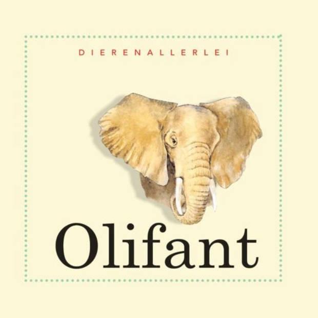 Olifant - Dierenallerlei