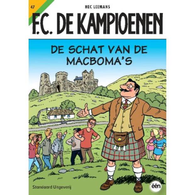 De schat van de MacBoma's - F.C. De Kampioenen