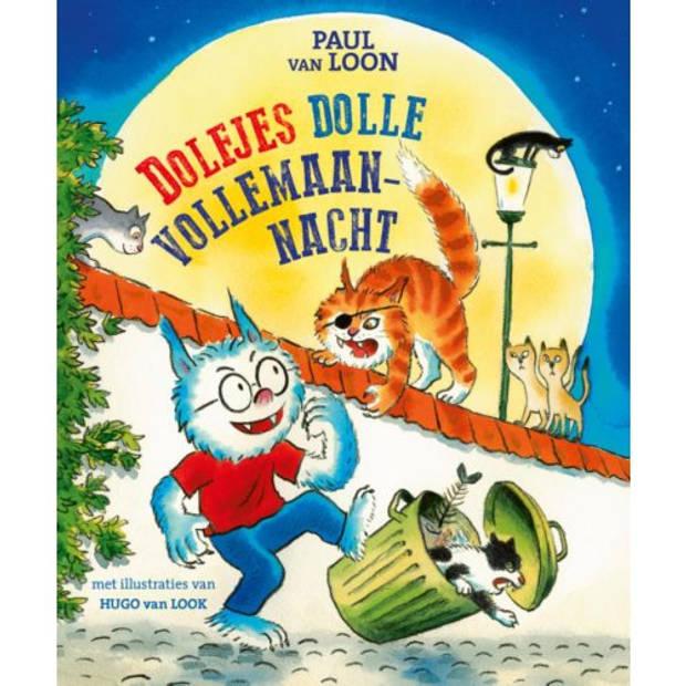 Dolfjes Dolle Vollemaannacht - Dolfje Weerwolfje