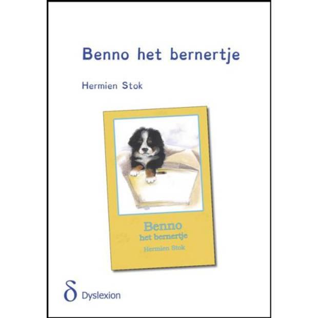 Benno het bernertje - Benno de Berner Sennenhond