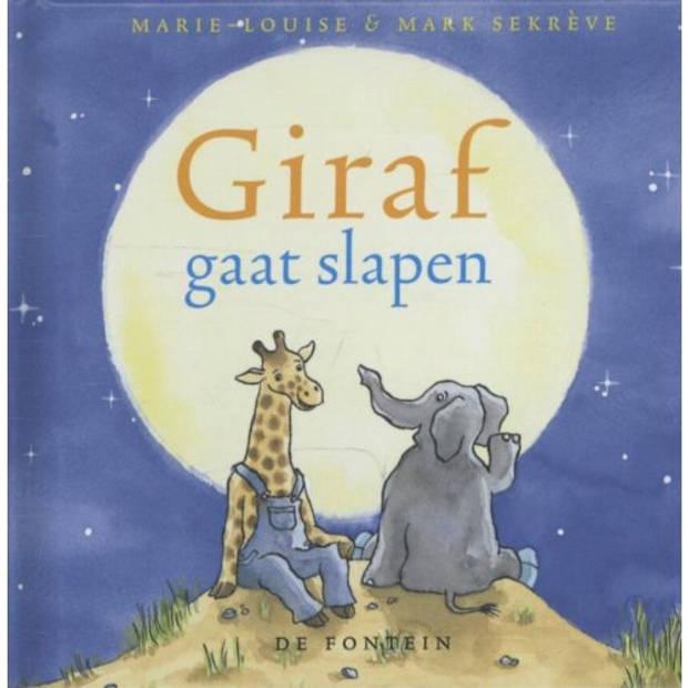 Giraf gaat slapen - Giraf kleine editie