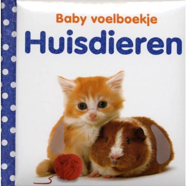 Huisdieren - Baby Voelboekje