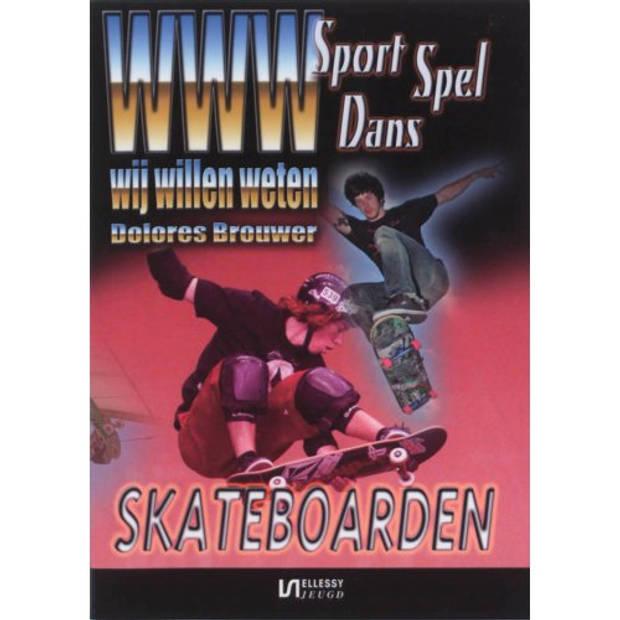 Skateboarden - Www-Sport, Spel & Dans
