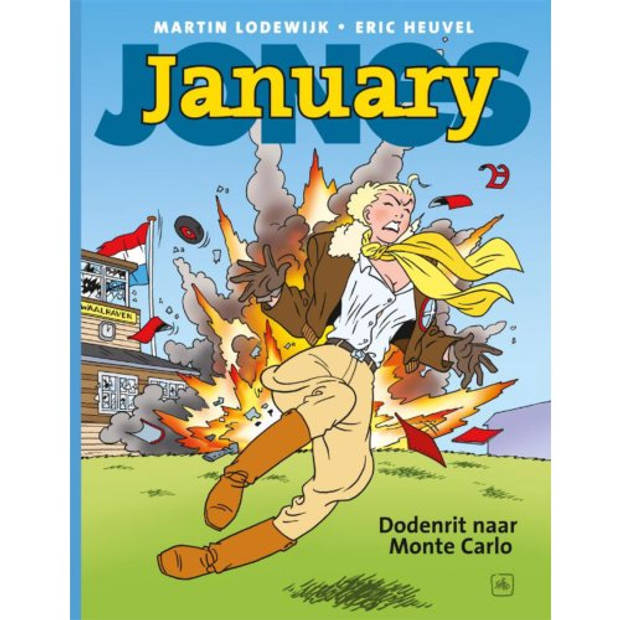 Dodenrit Naar Monte Carlo - January Jones