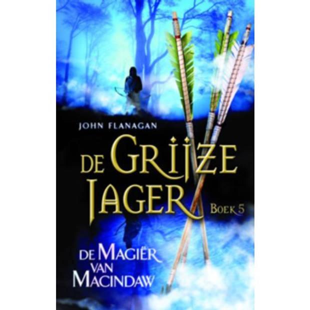 De Magiër Van Macindaw - De Grijze Jager