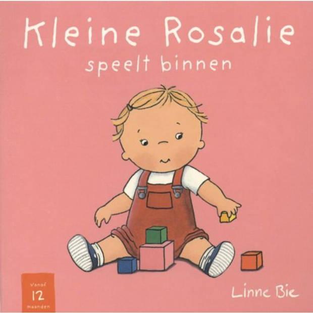 Kleine Rosalie Speelt Binnen