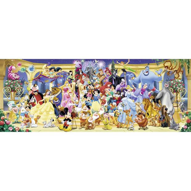 Ravensburger puzzel Disney groepsfoto - 1000 stukjes