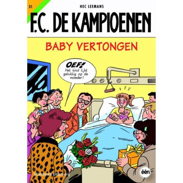 Baby Vertongen - F.C. De Kampioenen
