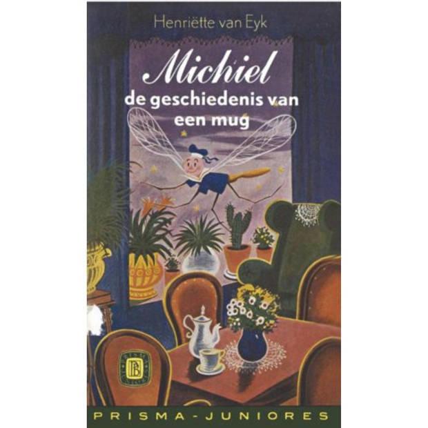 Michel De Geschiedenis Van Een Mug - Vantoen.Nu