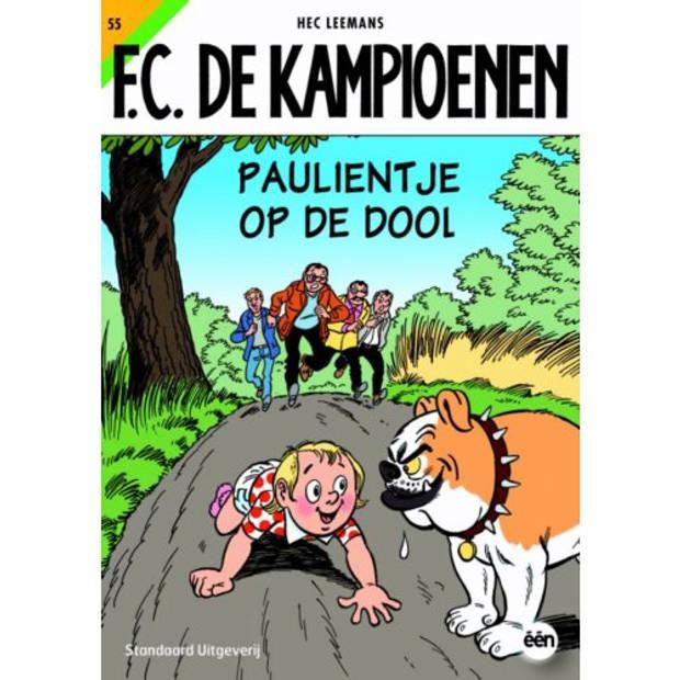 Paulientje Op De Dool - F.C. De Kampioenen
