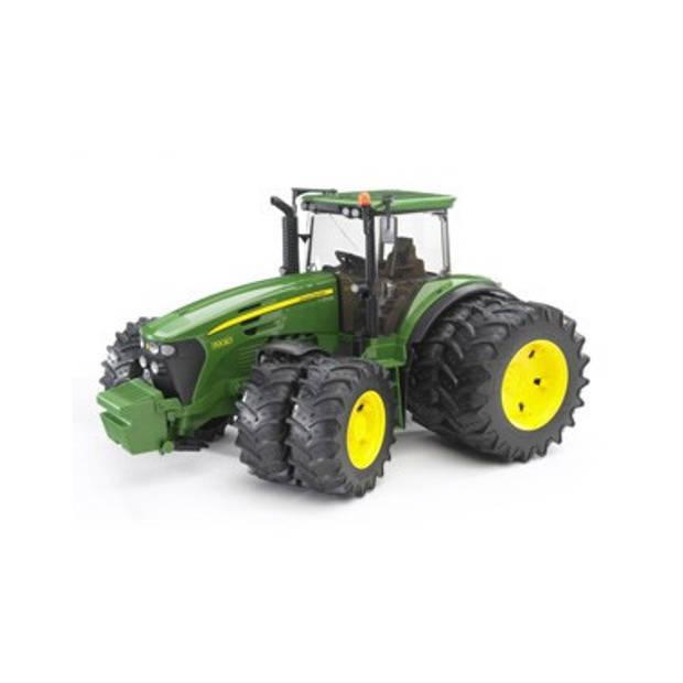 Tractor John Deere 7930 met luchtband
