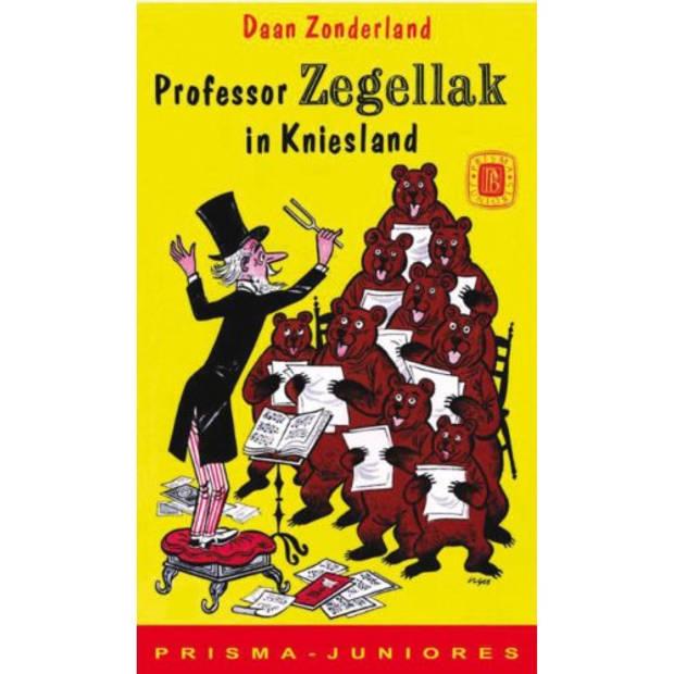 Professor Zegellak In Kniesland - Vantoen.Nu