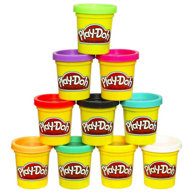 Play-Doh 10 potjes