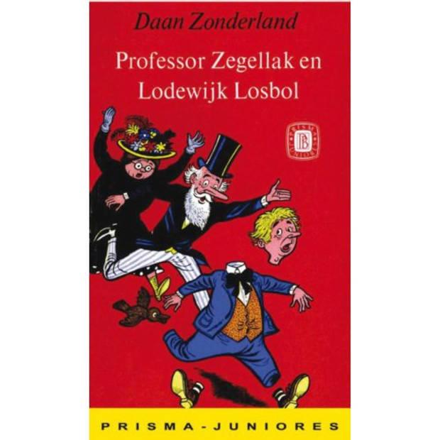 Professor Zegellak En Lodewijk Losbol - Vantoen.Nu