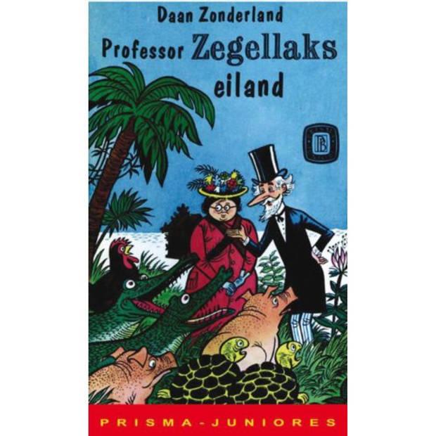 Professor Zegellaks Eiland - Vantoen.Nu