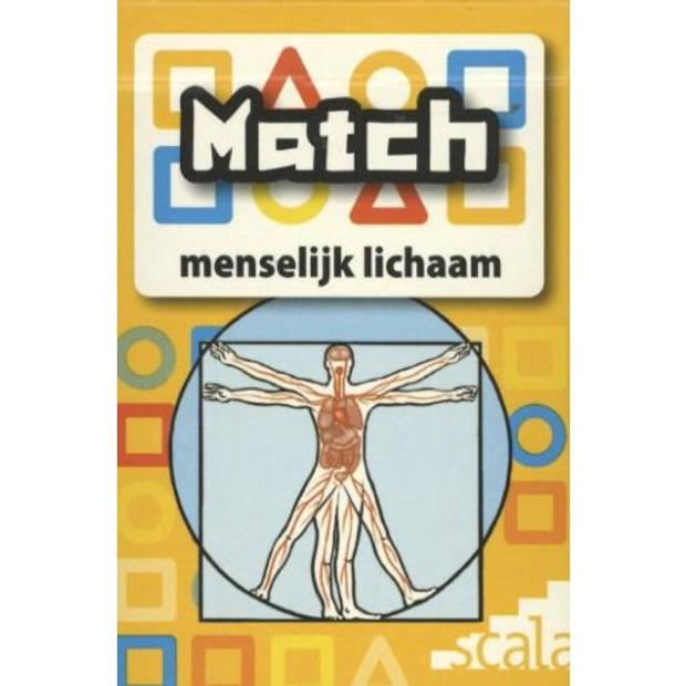 Match Menselijk Lichaam - Match Kaartspel