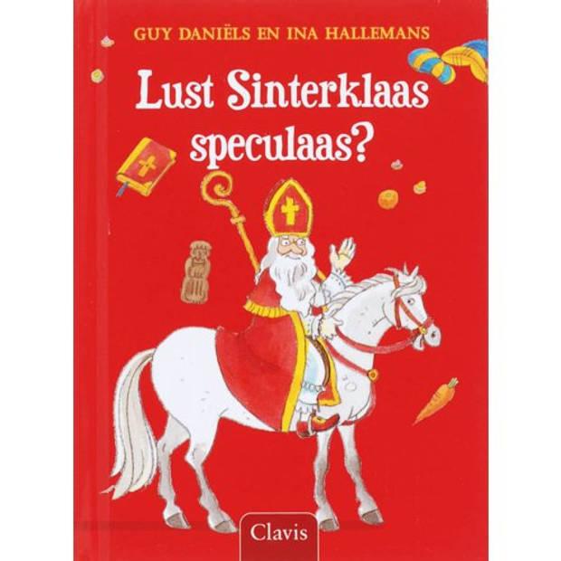 Lust Sinterklaas Speculaas? / Mini