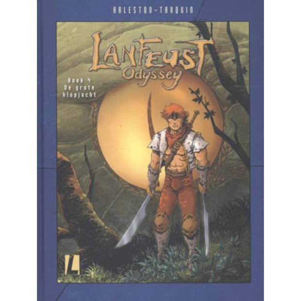De Grote Klopjacht - Lanfeust Odyssey