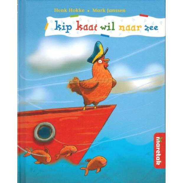 Kip Kaat Wil Naar Zee - Top