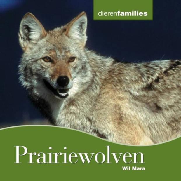 Prairiewolven - Dierenfamilies