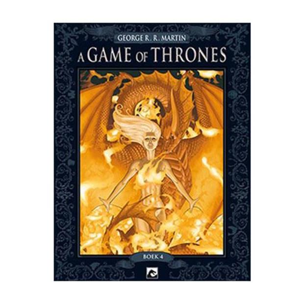 A Game Of Thrones / Boek 4
